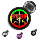 Button STOP ISIS
